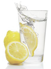 Water appetite suppressant